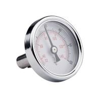 """Термометр 0-120С Ø40мм.""""Icma"""""""