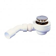 Трап для душ поддона, выпуск 52 мм и шаровый, регулируемый выход 40/50 мм SANIT