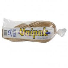 Льняные волокна  (500 г косичка в упаковке) Unigarn