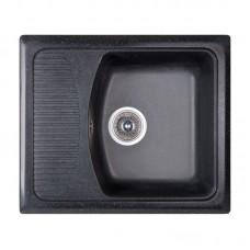 Fosto Мойка 58x50 SGA-420 (черный)