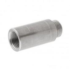 Удлинитель резьбы 1/2 х 100 мм (латунь)