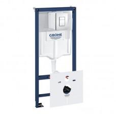 Grohe Rapid SL 38827000 Инсталляционный комплект 4 в 1 (с кнопкой 38732000)