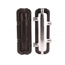 SD Гидрострелка из нерж. стали 1'' 50 кВт в изоляции   SD29350
