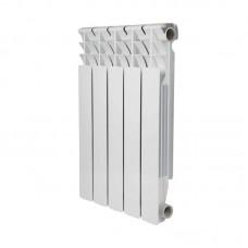 Радиатор биметаллический EcoLite 500/80 вес 1,13 кг