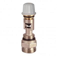 Терморегулирующий механизм запорного клапана