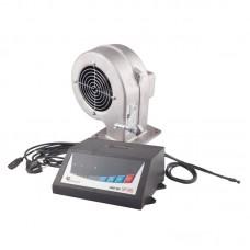Комплект автоматики котла до 35 кВт (блок+вентилятор)