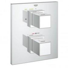 Смеситель для ванны Grohe Grohtherm Cube термостатический