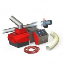 Пеллетная горелка Stehio-Term АК 50 (гор., автомат., шнек 1,7м), 50 кВт