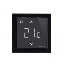 Терморегулятор DEVIreg Smart Wi-Fi черный (140F1143)