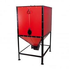 Бункер для твердотопливного котла Thermo Alliance Vulcan SF 70-100 1,6 куб м