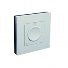 Danfoss Комнатный термостат Icon Dial 230В встроенный (088U1000)