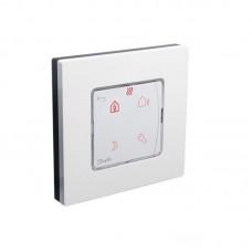 Danfoss Комнатный термостат програм. с дисплеем Icon Programmable 230В наружный (088U1025)