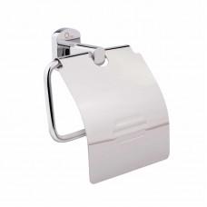 Держатель туалетной бумаги QT Liberty CRM 1151 с крышкой