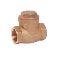 Обратный клапан 3/4 лепестковый (низк.давл.)  SD