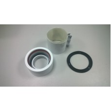 Адаптер для раздельного подключения дымохода котла Bosch KHG 714 074 810
