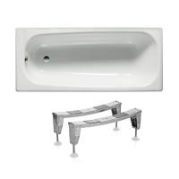 CONTESA ванна 150*70см, прямоугольная, с ножками