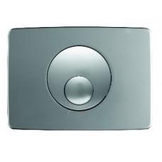 Кнопка спускная 14,5*20,5 см хромированная матовая (пол.) KOLO