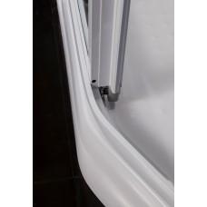 Душевая кабина KERAMAC  SHARKEZA  90*90*205 см с задней стенкой
