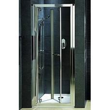 Душевая дверь в нишу GEO6  bifold 80 см