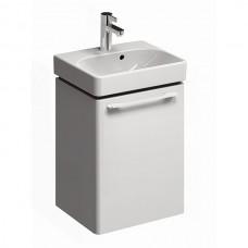 TRAFFIC шкафчик под умывальник 43,4*6,5*34,9 см,белый глянец (пол.)