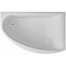 Ванна акриловая KOLO MIRRA,левая  170*110 см