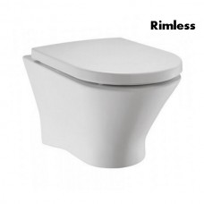NEXO Rimless подвесной унитаз с сиденьем slow-closing (в упак.)