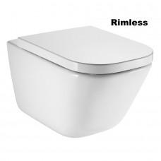 GAP Rimless унитаз подвесной с сиденьем slow-closing (в упак.)
