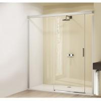 Дверь  для душевой кабины DESIGN ELEGANCE 160х190 см,  раздвижная