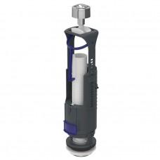 Geberit Сливной клапан type 240, двойной смыв, хром глянцевый