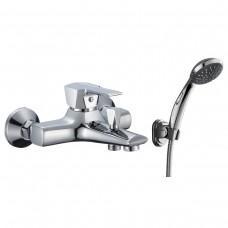 ROCK смеситель для ванны однорычажный,  хром  35 мм