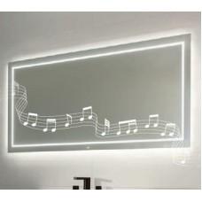 Зеркало VILLEROY & BOCH FINION 160*75*4,5см, с подсветкой