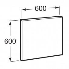 Зеркало ROCA VICTORIA BASIC, 600*600*13 мм