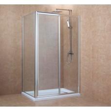 Боковая стенка 90*195 см, для комплектации с дверьми 599-153 (h)