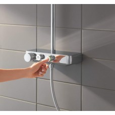 Euphoria SmartControl System 260 душевая система с термостатом