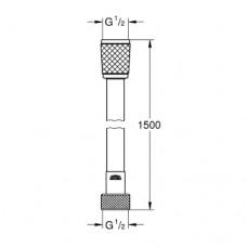 Relexa Flex Душевой шланг 1,5м