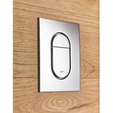 Rapid SL 3в1 комплект для подвесного  унитаза (бачок, крепеж, кнопка хром - двойн. слив 37624000)