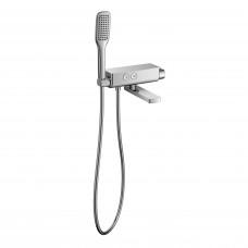 SMART CLICK смеситель для ванны, 2 режима, хром