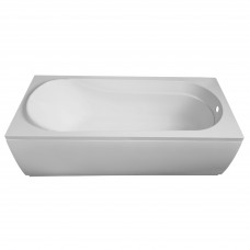 IBERIA ванна 170*75*48см без ножек, акрил 5мм
