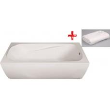 Комплект: FIESTA ванна 170*70см без ножек + Полотенце махровое Volle