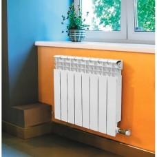 Радиатор алюминиевый MIRADO ПОДАРОК - Комплект для монтажа радиаторов