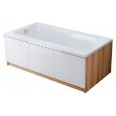 Ванна акриловая Cersanit Smart 170х80 левосторонняя