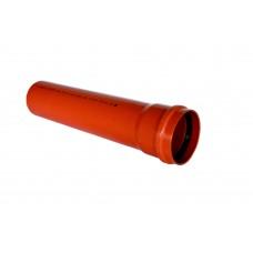 Труба наружная 110х0,5 (2,2) PAMAR