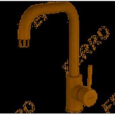 Смеситель для кухни Г-образный FERRO FREYA (песок)