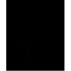 Набор встроенного монтажа с верхним душем FERRO ROTONDO