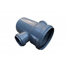 Крестовина канализационная 110х50х90 PAMAR