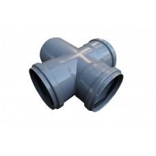 Крестовина канализационная 110х90 PAMAR