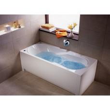 Ванна акриловая Kolo Comfort 170x75 прямая + сифон Geberit