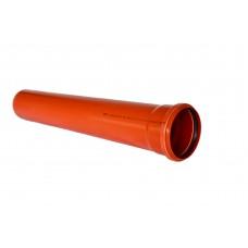 Труба наружная 110х1,0 (2,2) PAMAR
