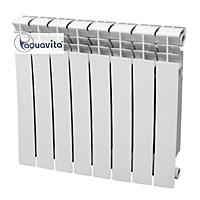 Радиатор алюминиевый AQUAVITA