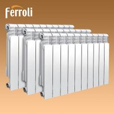 Радиатор алюминиевый FERROLI